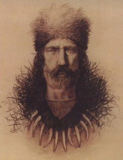 Hugh Glass  Mountain Man