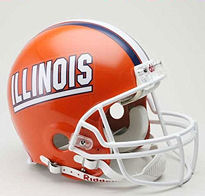 Illinois Fighting Illini Football History  Facts