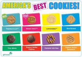 Girl Scout Cookies Americas Favorite Cookie