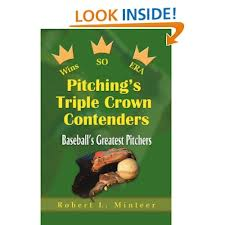 Baseballs Pitching Triple Crown