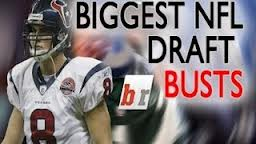NFL 1 Draft Pick Busts