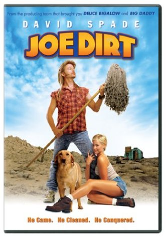 Joe Dirt Classic White Trash