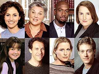 Judging Amy American TV Drama