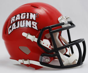 Louisiana–Lafayette Ragin Cajuns Football History  Facts