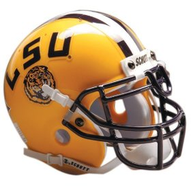 LSU Tigers Football History  Facts