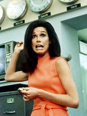 The Mary Tyler Moore Show Characters Mary Richards