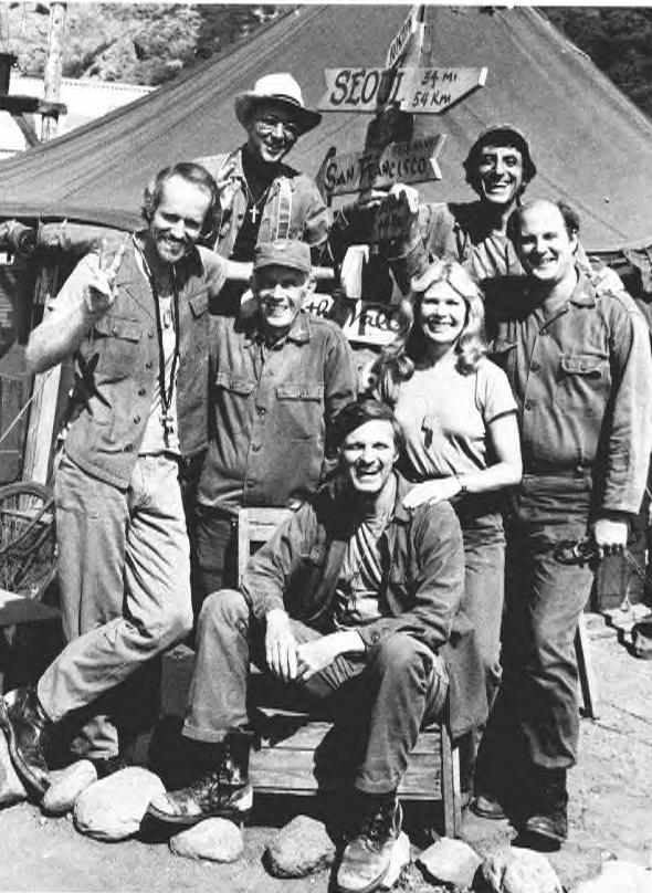 M*A*S*H Character Match