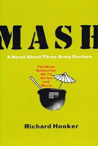 M*A*S*H The Book.by Richard Hooker