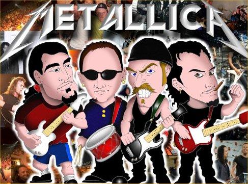 Metallica Nuts  Bolts