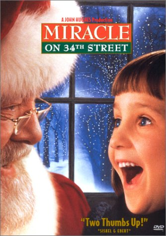 Miracle on 34th Street Later Versions