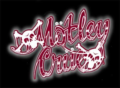 Motley Crue Solid Glam Band