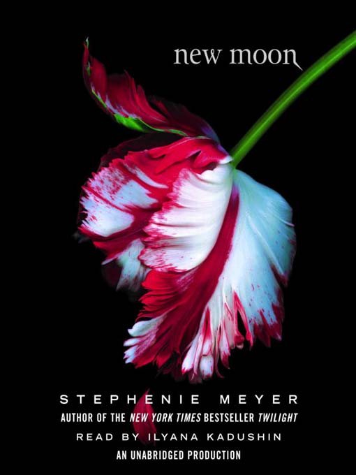New Moon A Novel by Stephenie Meyer