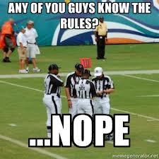 2012 NFL Referee Lockout