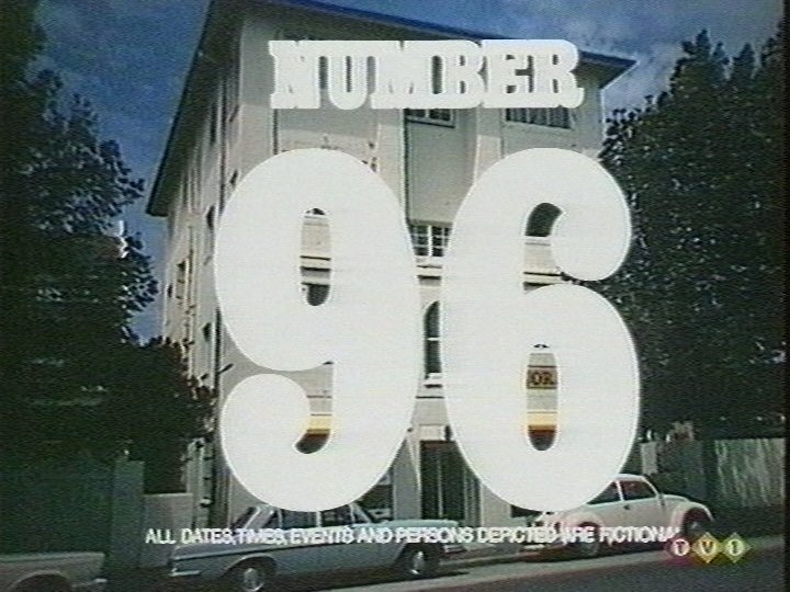 Number 96  When Australian TV Lost Its Virginity