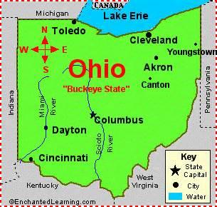 Ohio Fun Facts