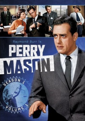 Perry Mason Amazing Defense Attorney