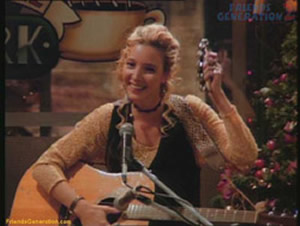 Friends Characters Phoebe Buffay