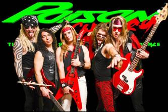 Poison 80s Hair Band