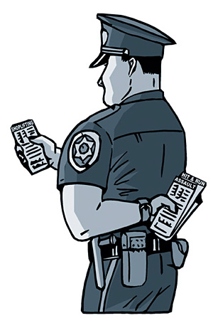 Police Radio 10 Codes