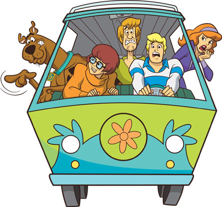 Scooby Doo Where Are You Cartoon Series