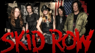 Skid Row American Heavy Metal Band