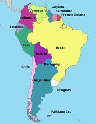 PeopleQuiz - Trivia Quiz - South American Countries and Capitals