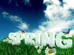 The Seasons Spring