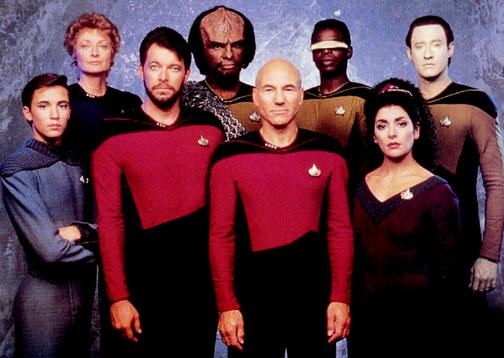 Star Trek Next Generation (Season Two Part B)