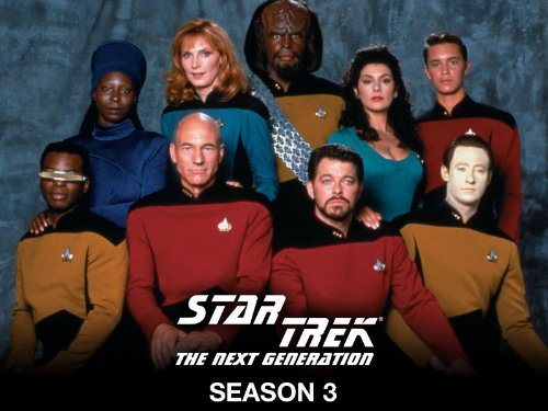 Star Trek Next Generation (Season Three Part A)