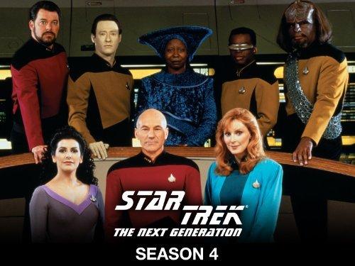 Star Trek Next Generation (Season Four Part A)
