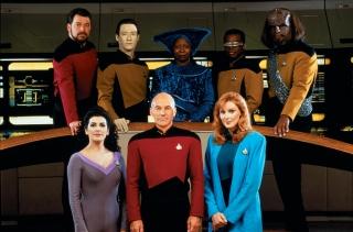 Star Trek Next Generation (Season Five Part A)