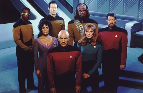Star Trek Next Generation (Season Six Part 1)