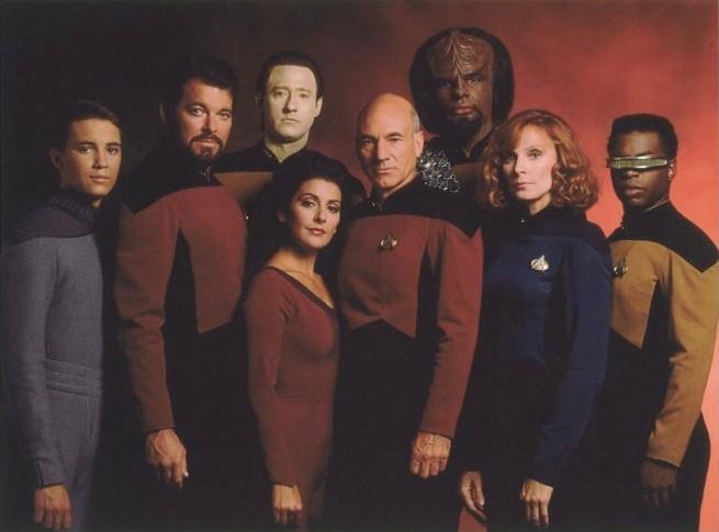 Star Trek Next Generation (Season Seven Part B)