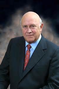 F. W. de Klerk  The Man Who Ended South Africas Apartheid