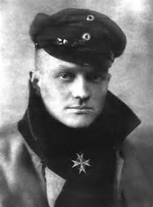 Baron von Richthofen  The Red Baron