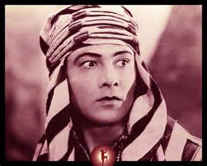 Rudolph Valentino  The Great Latin Lover