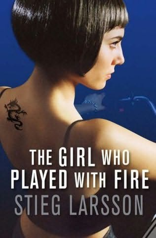 Lisbeth Salander The Girl Who Played With Fire
