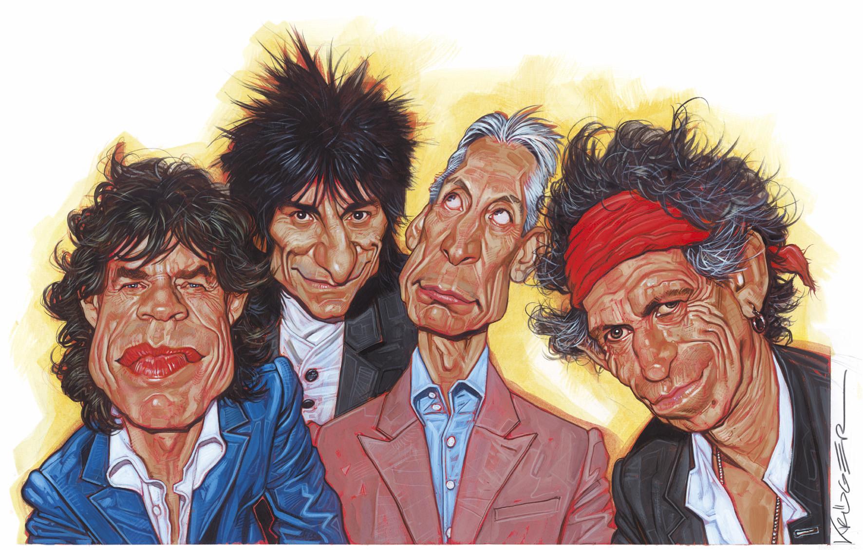 The Rolling Stones Basics