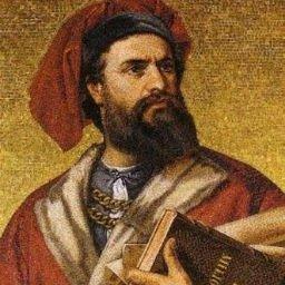 Amerigo Vespucci - after whom America was named.