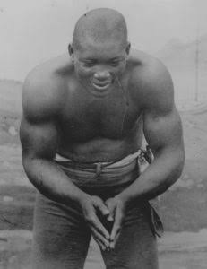Jack Johnson - The first black heavyweight boxing champion
