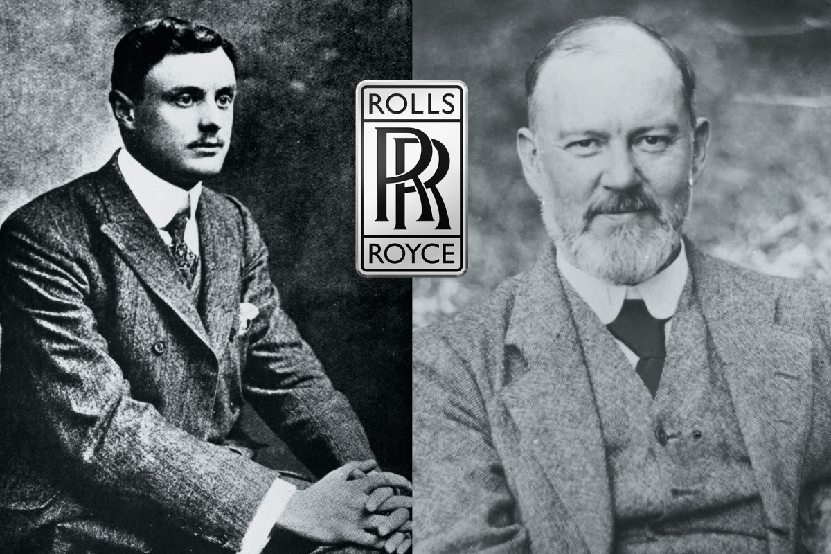 Rolls Royce - The Partnership that built an icon.