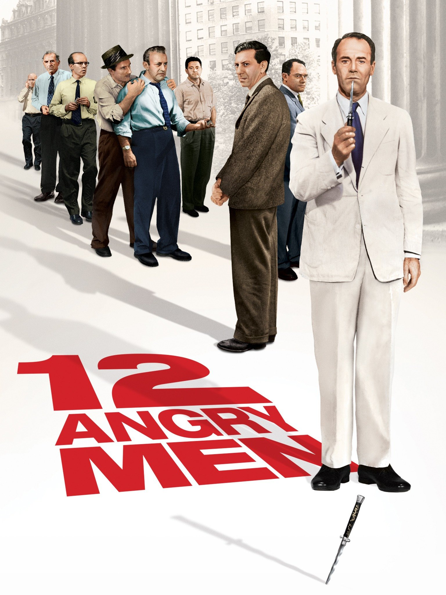 12 Angry Men - The 1957 Movie (Part 2)