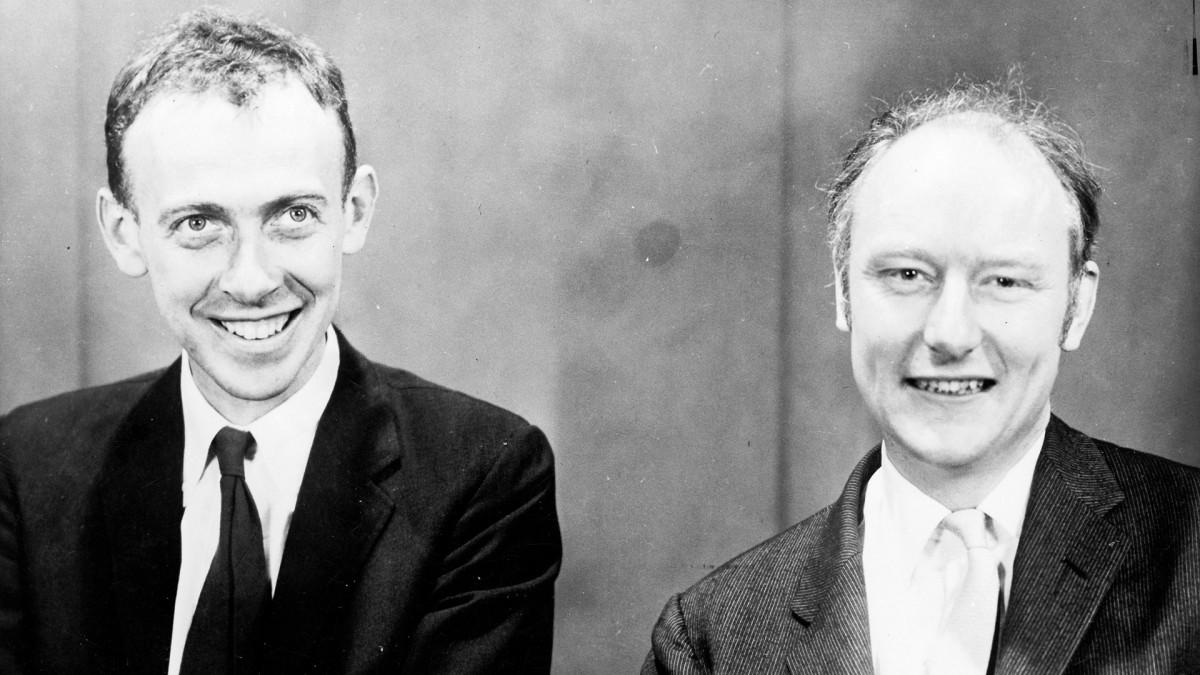 Francis Crick & James Watson - DNA Detectives
