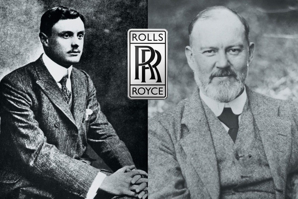 Rolls & Royce - The Partnership that Built an Icon.