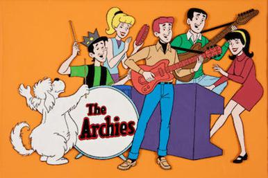 The Archie Show: The Original Animated Band
