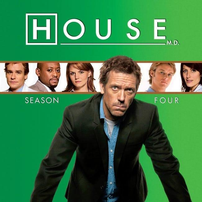 House M D - Season 4