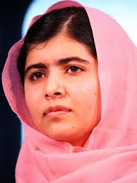 Malala Yousafzai - Women's Rights Champion