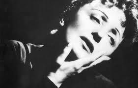 Edith Piaf - French Chanteuse