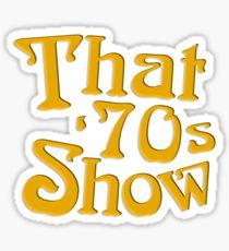 <i>That 70s Show</i>