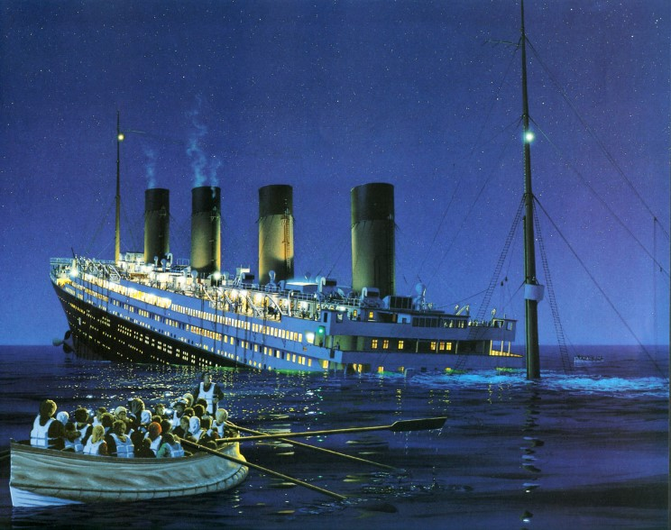 Titanic Legacy of Tragedy